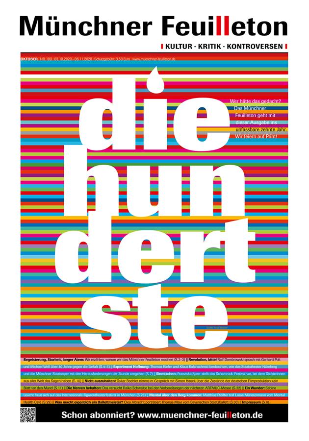 Münchner Feuilleton 100