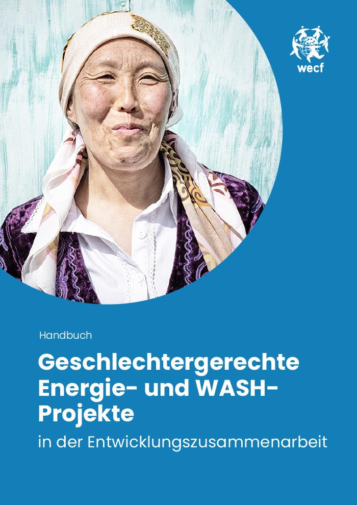 Handbuch Geschlechtergerechte Energie- und WASH-Projekte